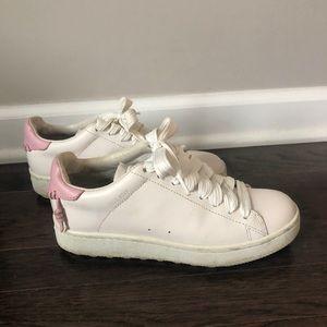 EUC Coach sneakers